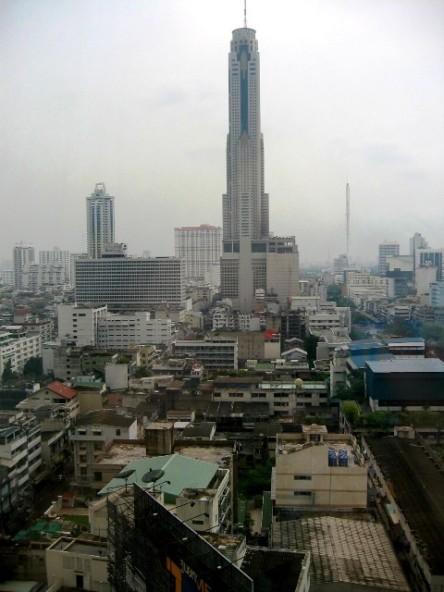 Baiyoke - tòa nhà cao nhất Bangkok với 85 tầng
