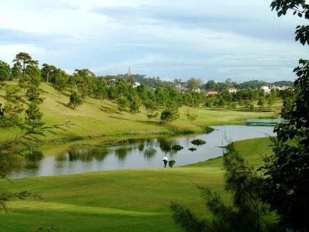 Sân Golf ở Đà Lạt