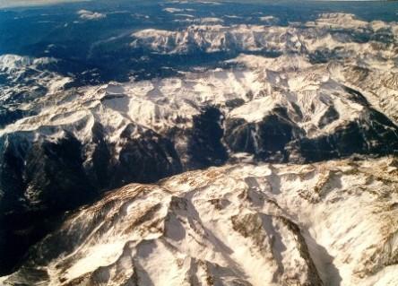 Dãy Alpe nổi tiếng của Châu Âu