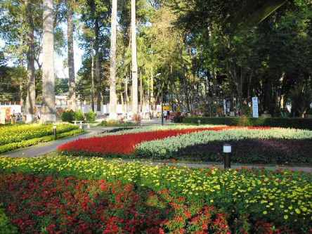 Công viên Tao Đàn Xuân 2006
