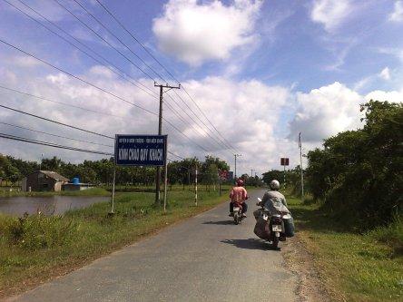 Huyện U Minh Thượng, tỉnh Kiên Giang