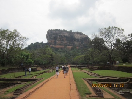Sigiriya - Lion Rock - Di sản Thế Giới