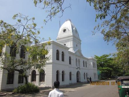 Quảng trường Độc Lập ở Colombo