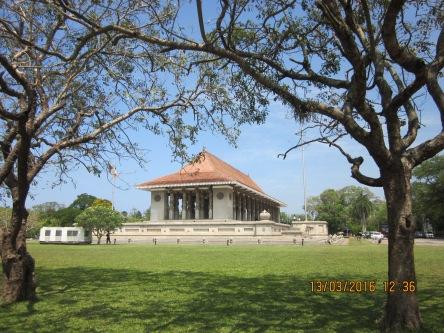 Bảo tàng Độc Lập ở Colombo