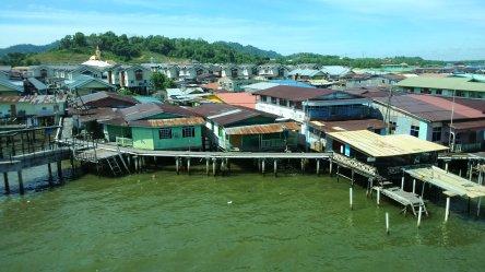 Làng nổi Kampong Ayer