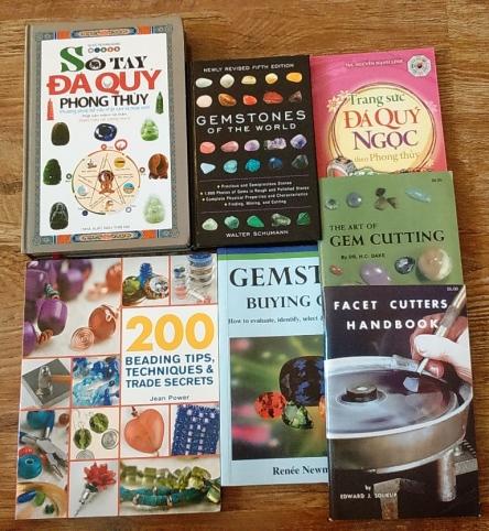 Các sách tôi đã mua, đã đọc