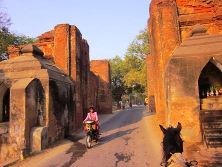 Bagan cổ kính