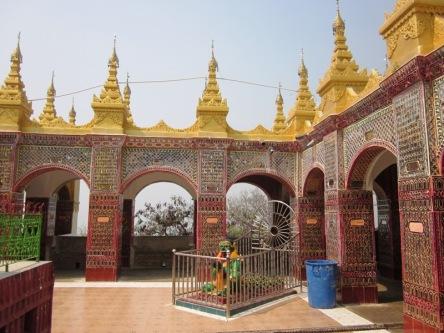 Chùa trên Đồi Mandalay
